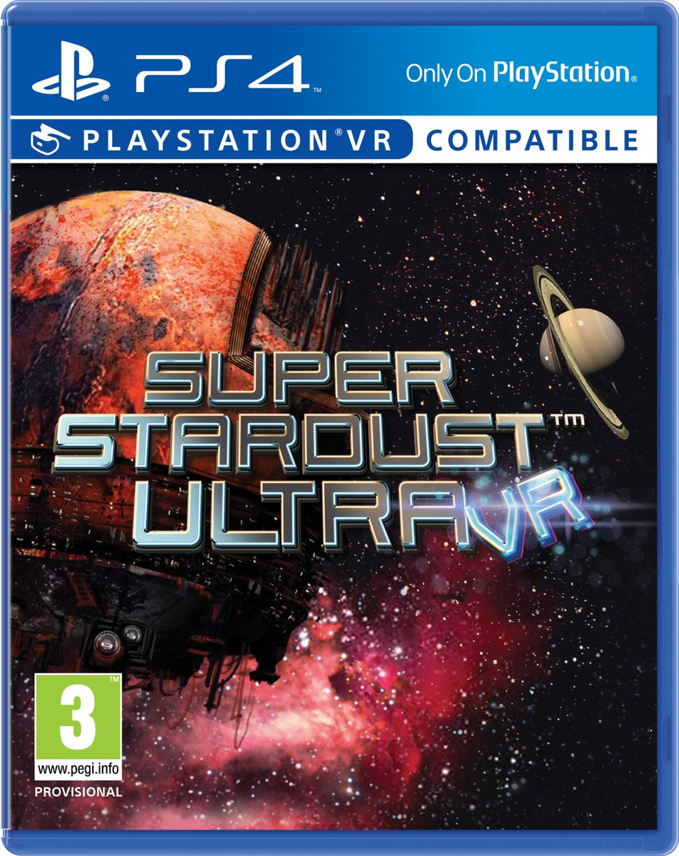 Super Stardust Ultra -  VR PlayStation 4