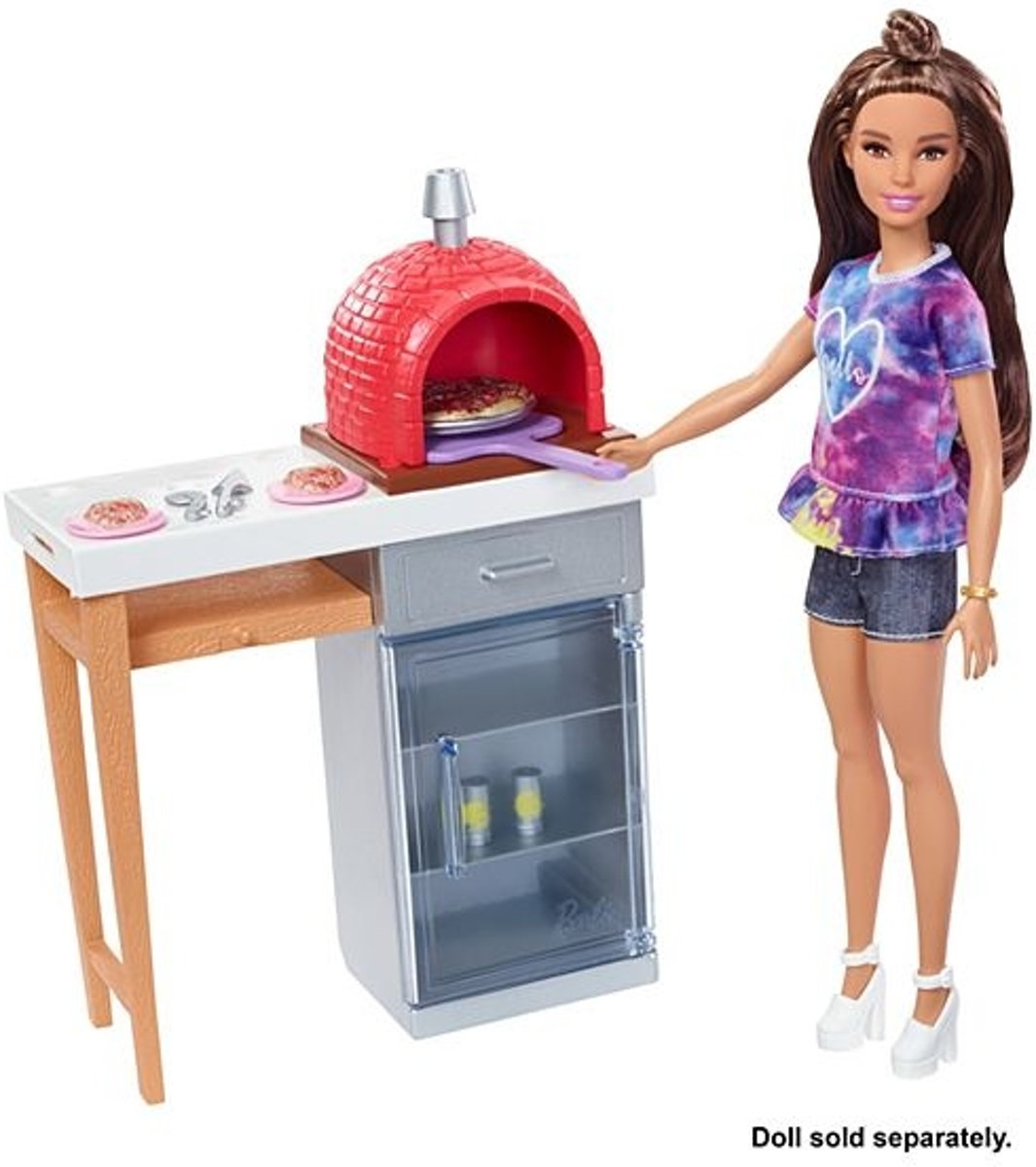 Barbie Brick Oven
