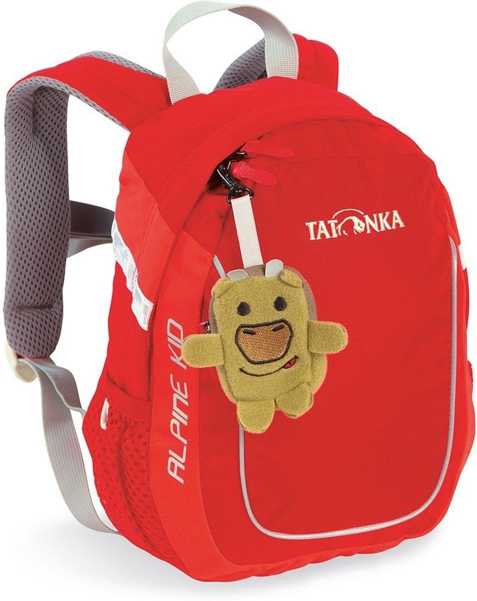 53eba99bbf2 bol.com   Tatonka Alpine Outdoor Kinderrugtas 6 liter Rood