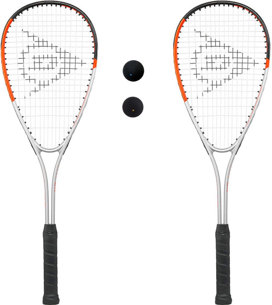 Dunlop starterskit squashrackets