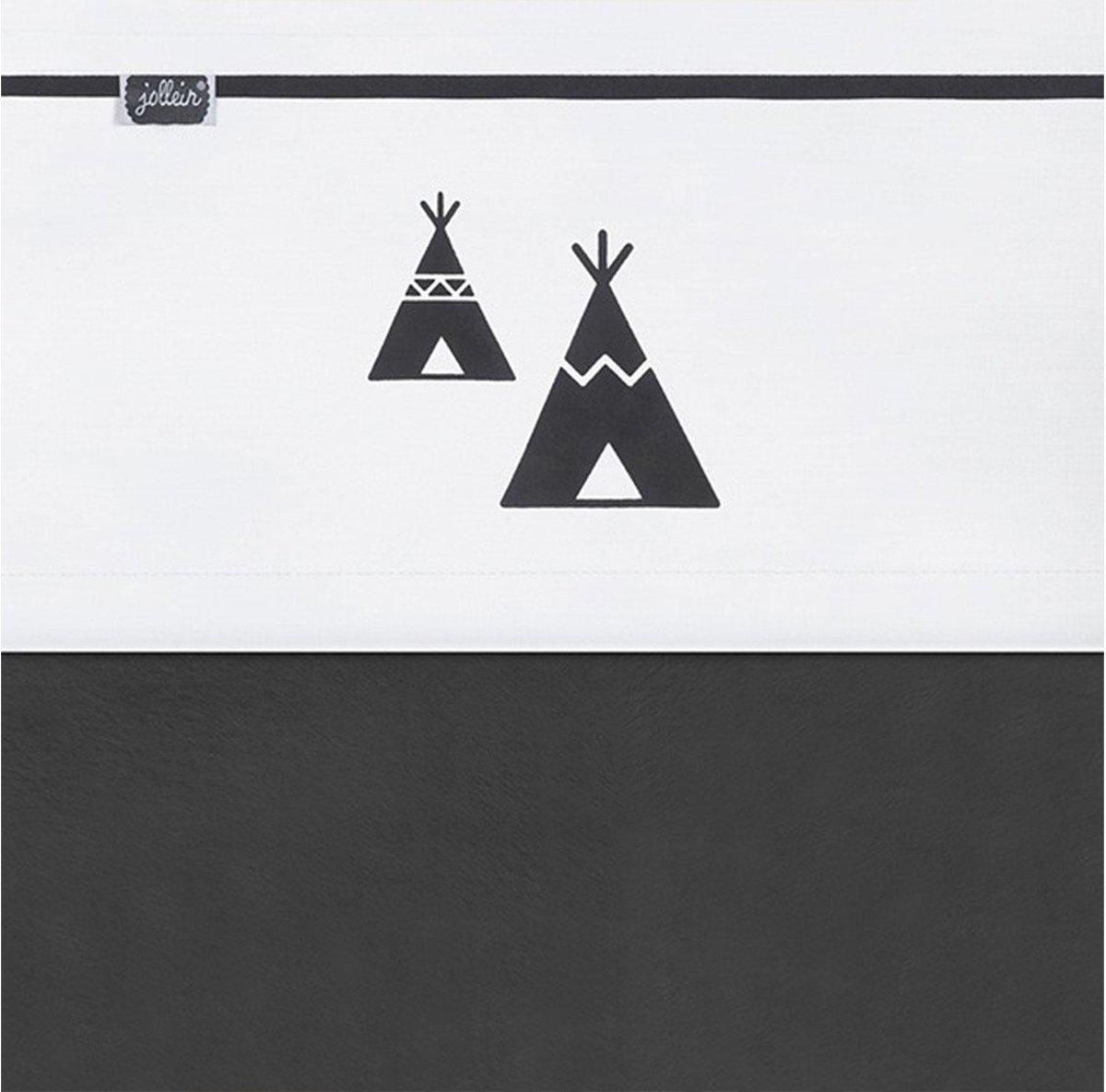 Laken 75x100cm Indians tipi