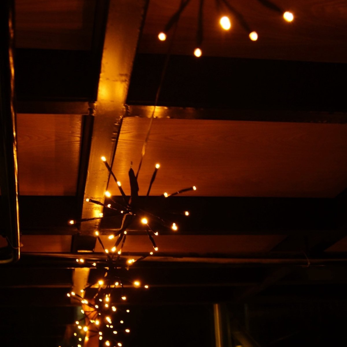 Led kluster verlichting - 10 meter - warm wit - 136 leds kopen