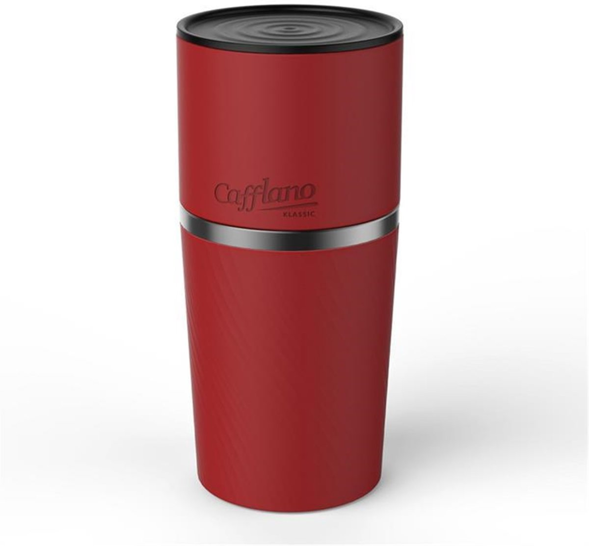 Cafflano Klassic All in One Coffee Maker, rood kopen