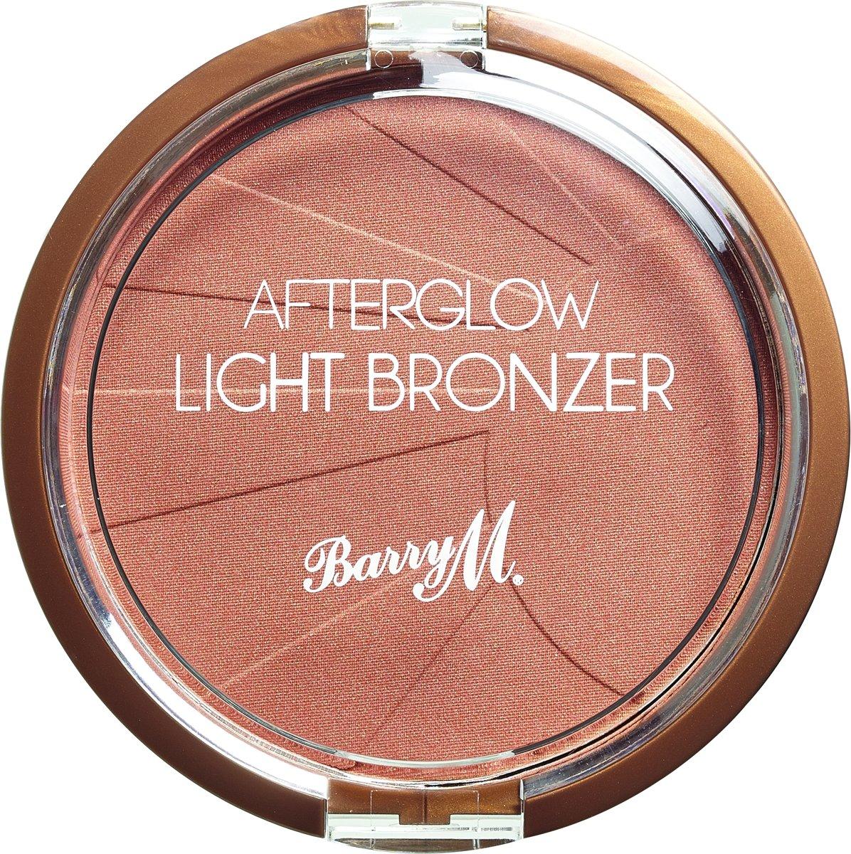 Foto van Barry M Afterglow Light Bronzer