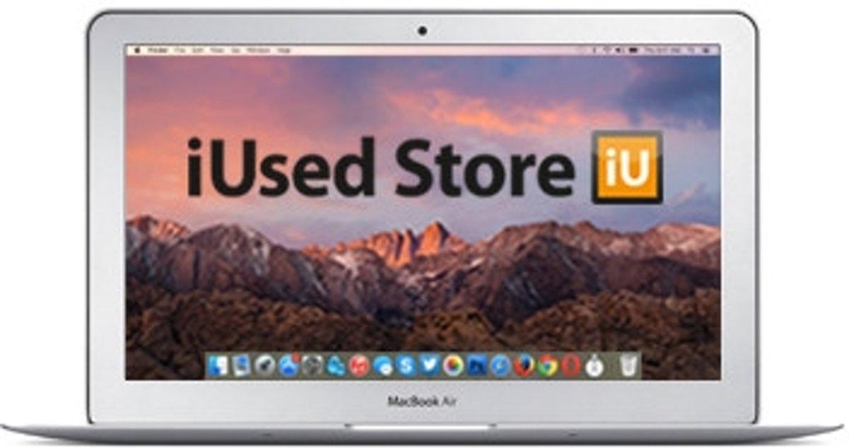 iUsed Refurbised (MD711/B) MacBook Air - 11.6 inch - Intel DualCore i5 1,4 GHz - Early 2014 kopen