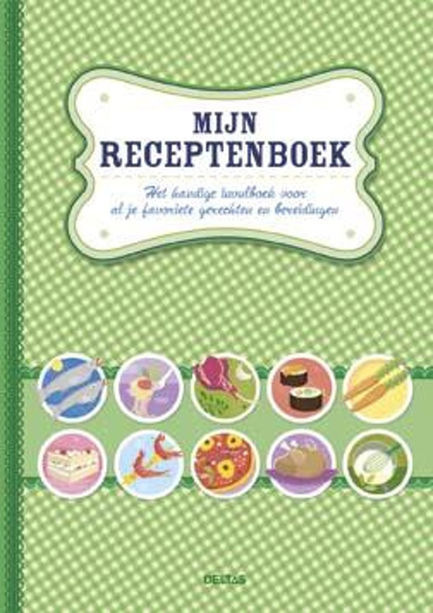 Bolcom Mijn Receptenboek