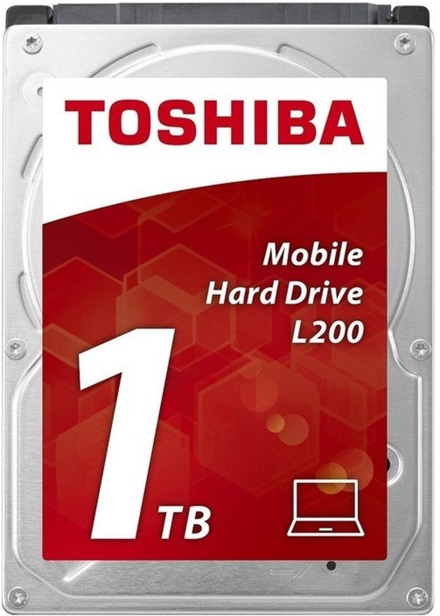 Toshiba L200 - Interne harde schijf - 1 TB