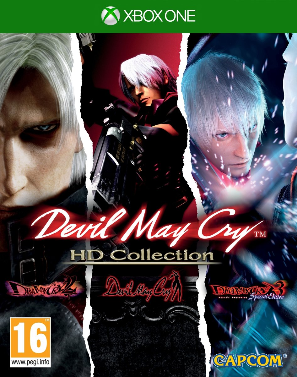 Devil May Cry: HD Collection Xbox One