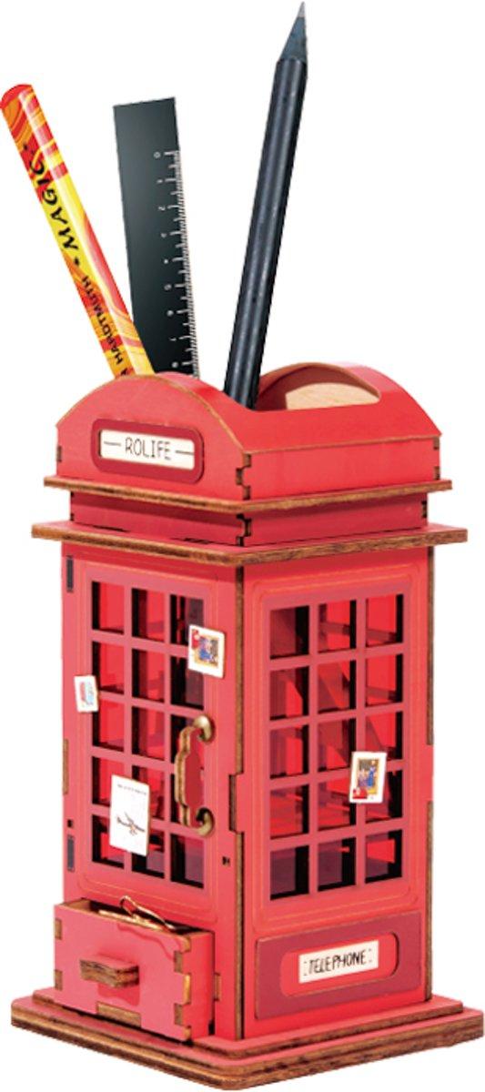 Telephone Booth (Pen Holder ) kopen