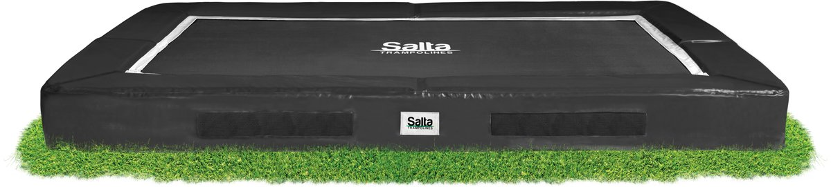 Salta Excellent Ground 214 x 305 cm Zwart - Trampoline