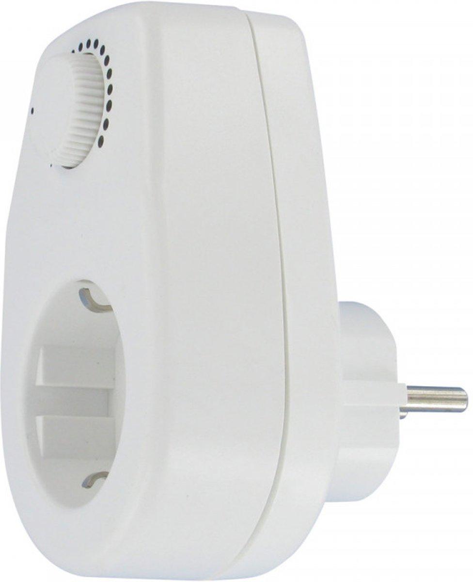 Schloss plug-in dimmer 280Watt max IP20. kopen