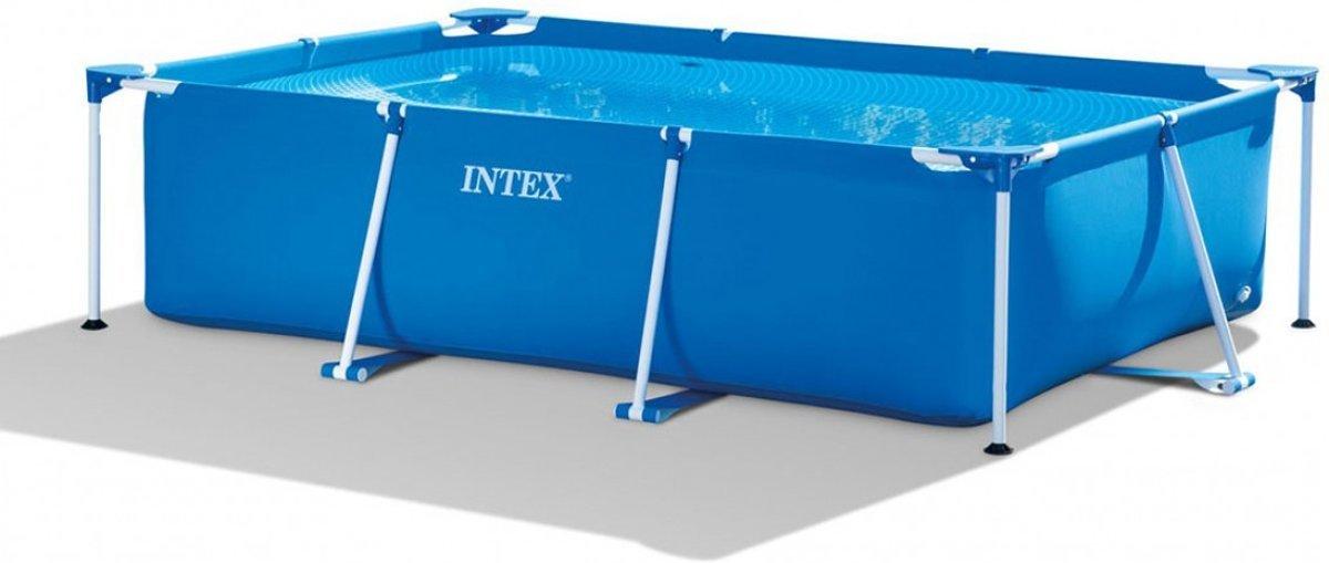 Intex zwembad Klein Frame 300 x 200 x 75 (met reparatiesetje)