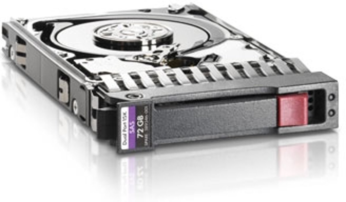 Hewlett Packard Enterprise 450GB 12G SAS 15K rpm LFF (3.5-inch) CC Enterprise 3yr Warranty Hard Drive 3.5'' kopen