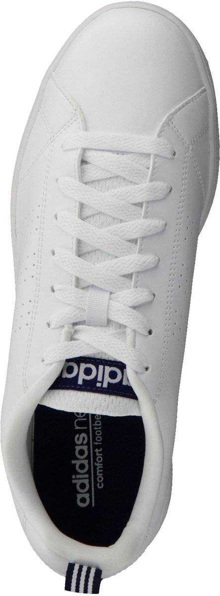 newest collection ab4f3 eb817 bol.com  adidas Advantage clean vs - Sneakers - Heren - Wit