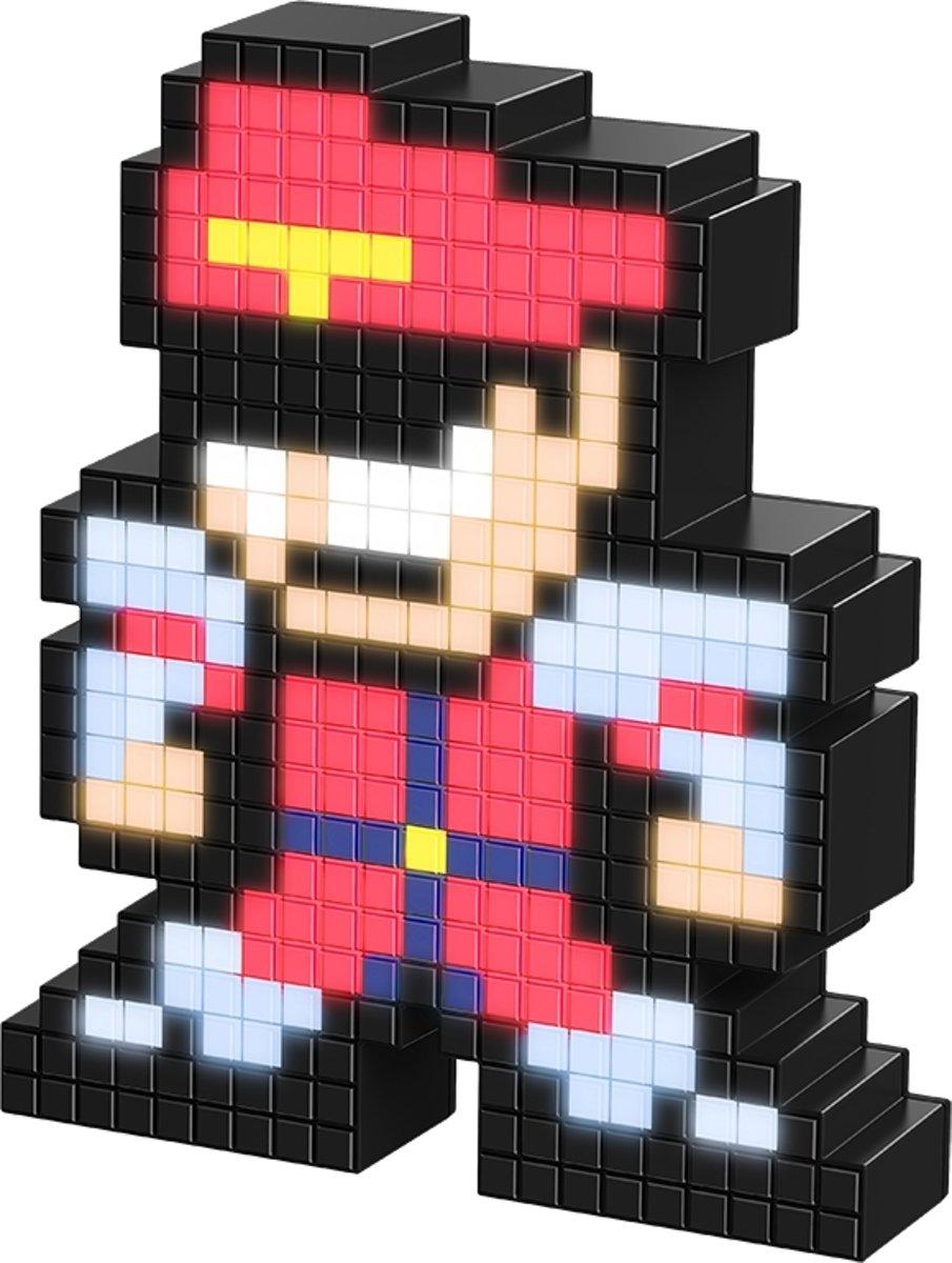 Pixel Pals Lichtfiguur - Street Fighter - Bison - #022