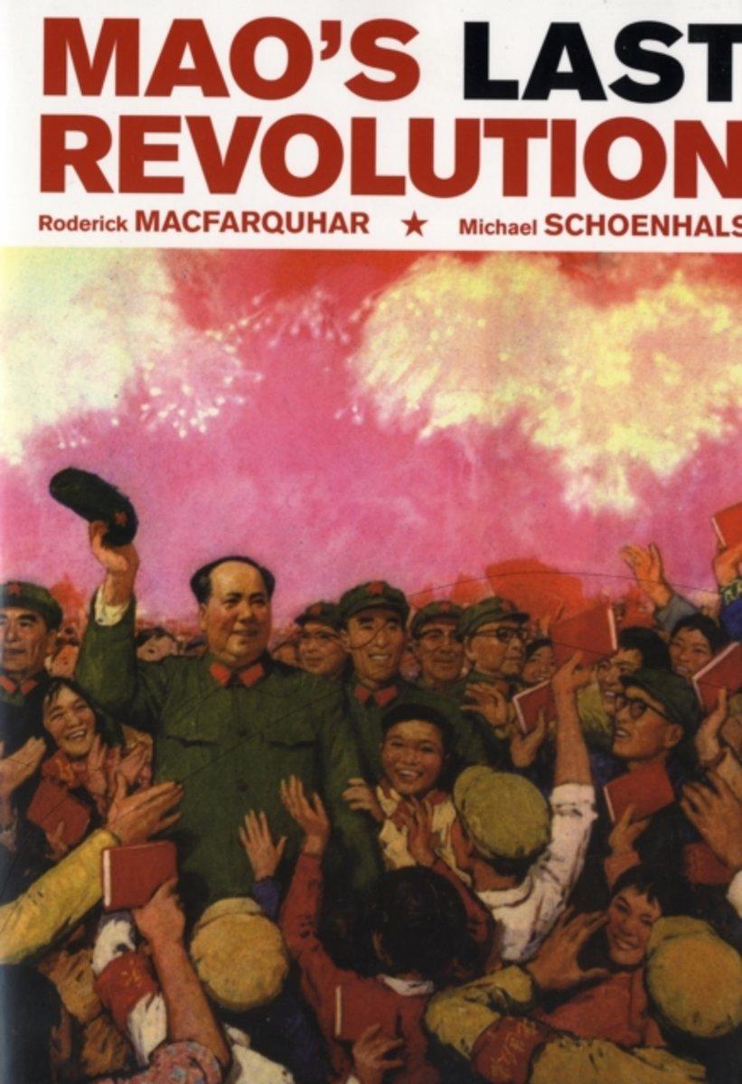bol.com   Mao's Last Revolution   9780674027480   Roderick Macfarquhar    Boeken