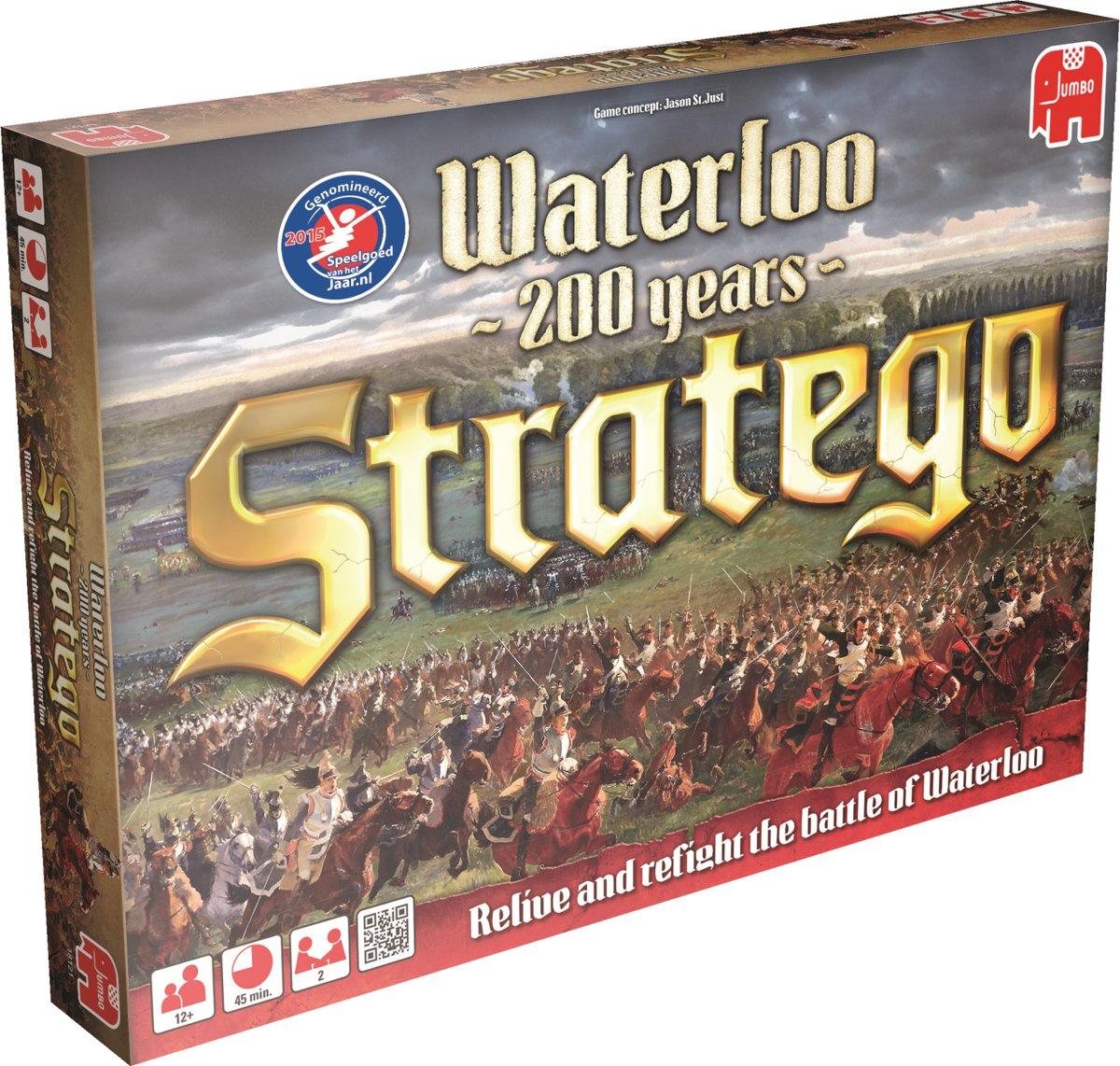 Stratego Waterloo - Bordspel