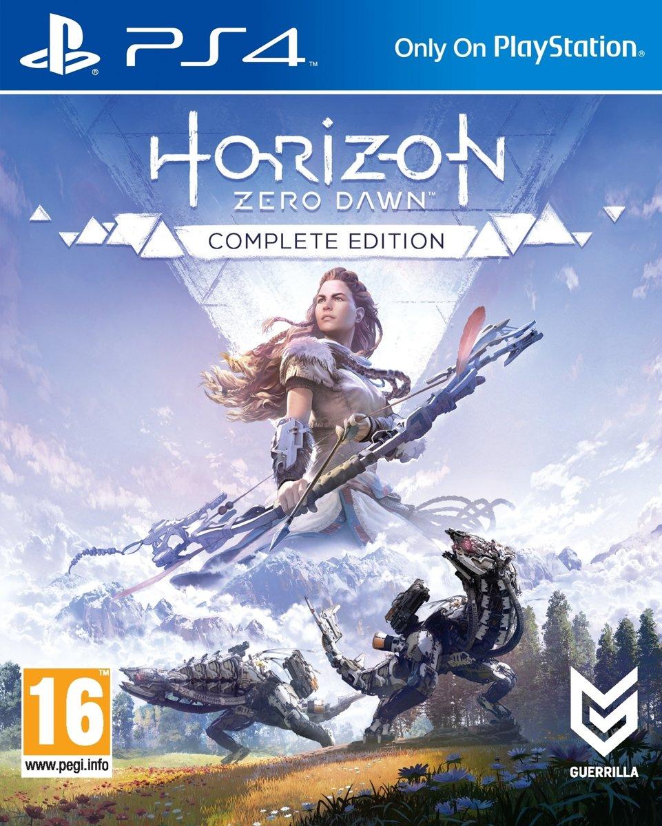 Horizon Zero Dawn - Complete Edition PlayStation 4