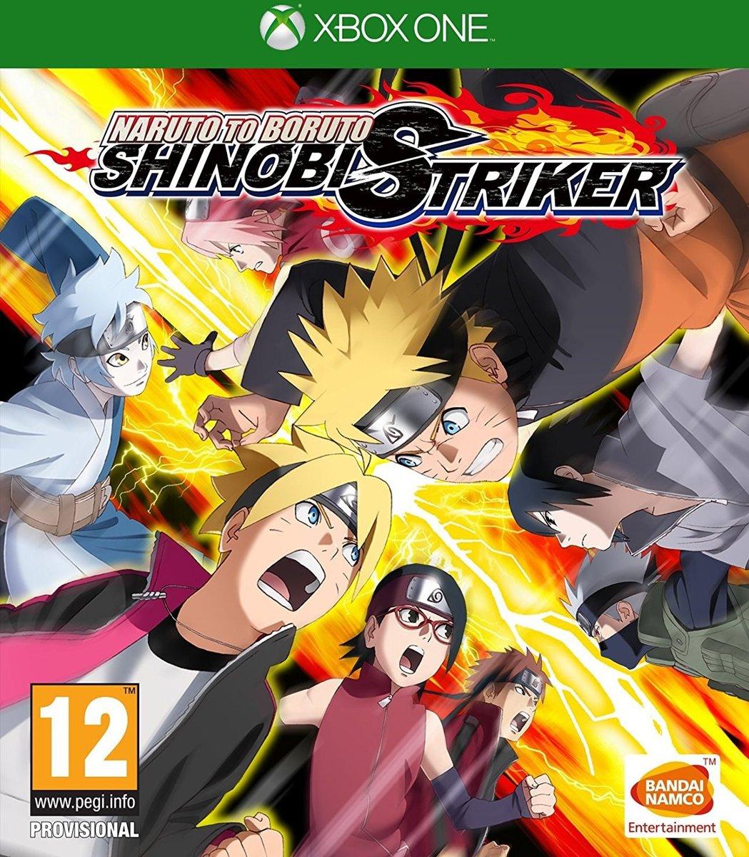 Naruto to Boruto: Shinobi Striker Xbox One