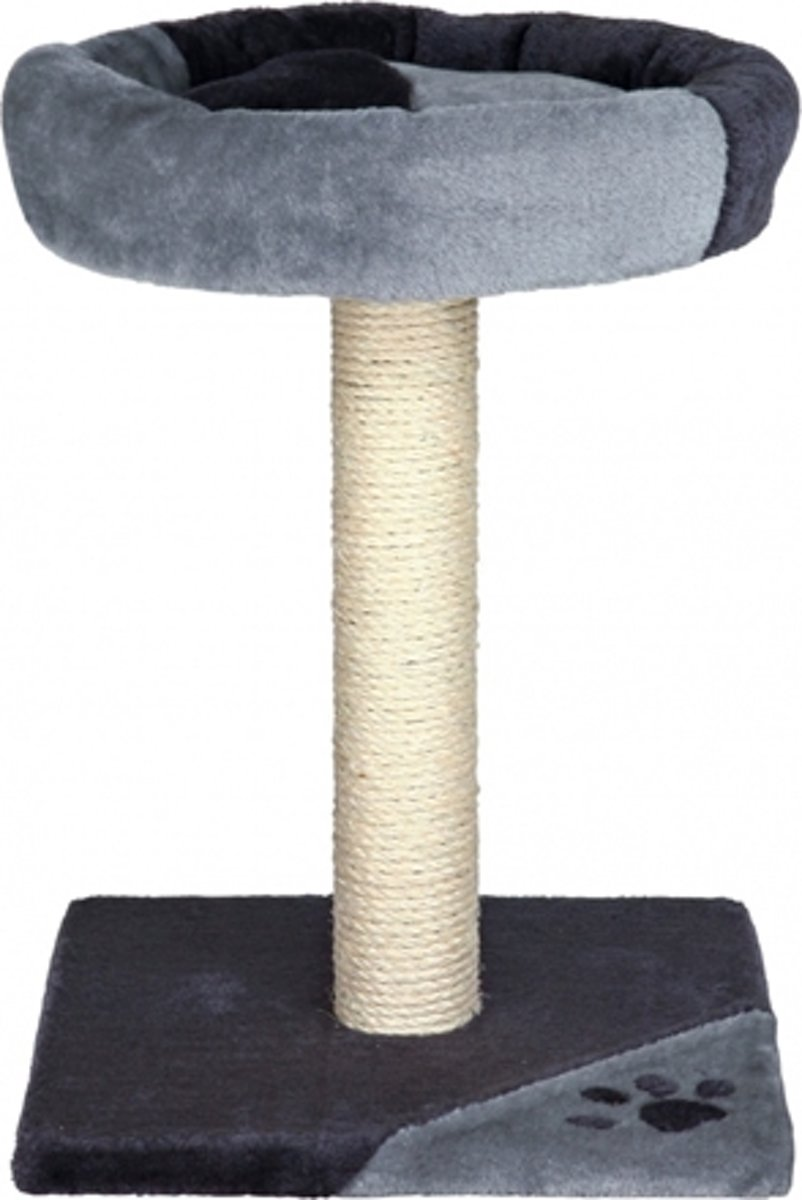 Krabpaal Tarifa - Zwart 52 cm