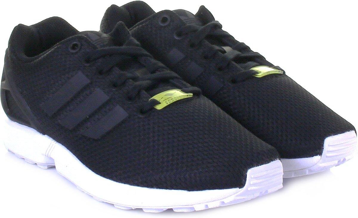 0cfaa274c6d bol.com | adidas Originals ZX Flux - Sneakers - Unisex - Maat 39 -  Zwart;Zwart
