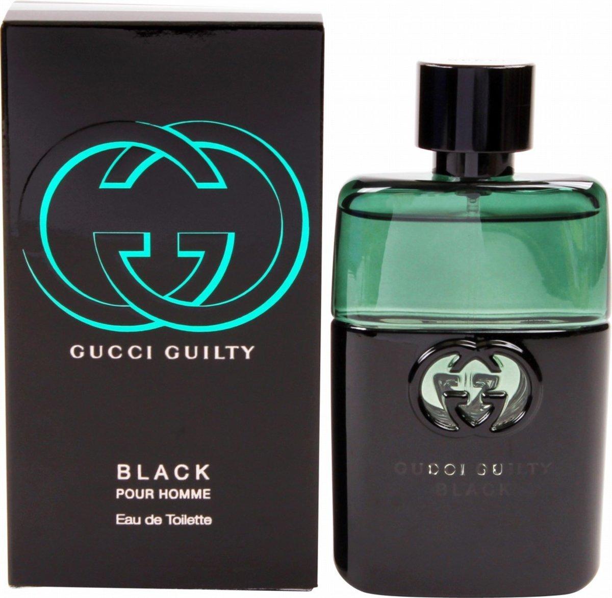 b888447928a bol.com | Gucci Guilty Black 50 ml - Eau de toilette - for Men