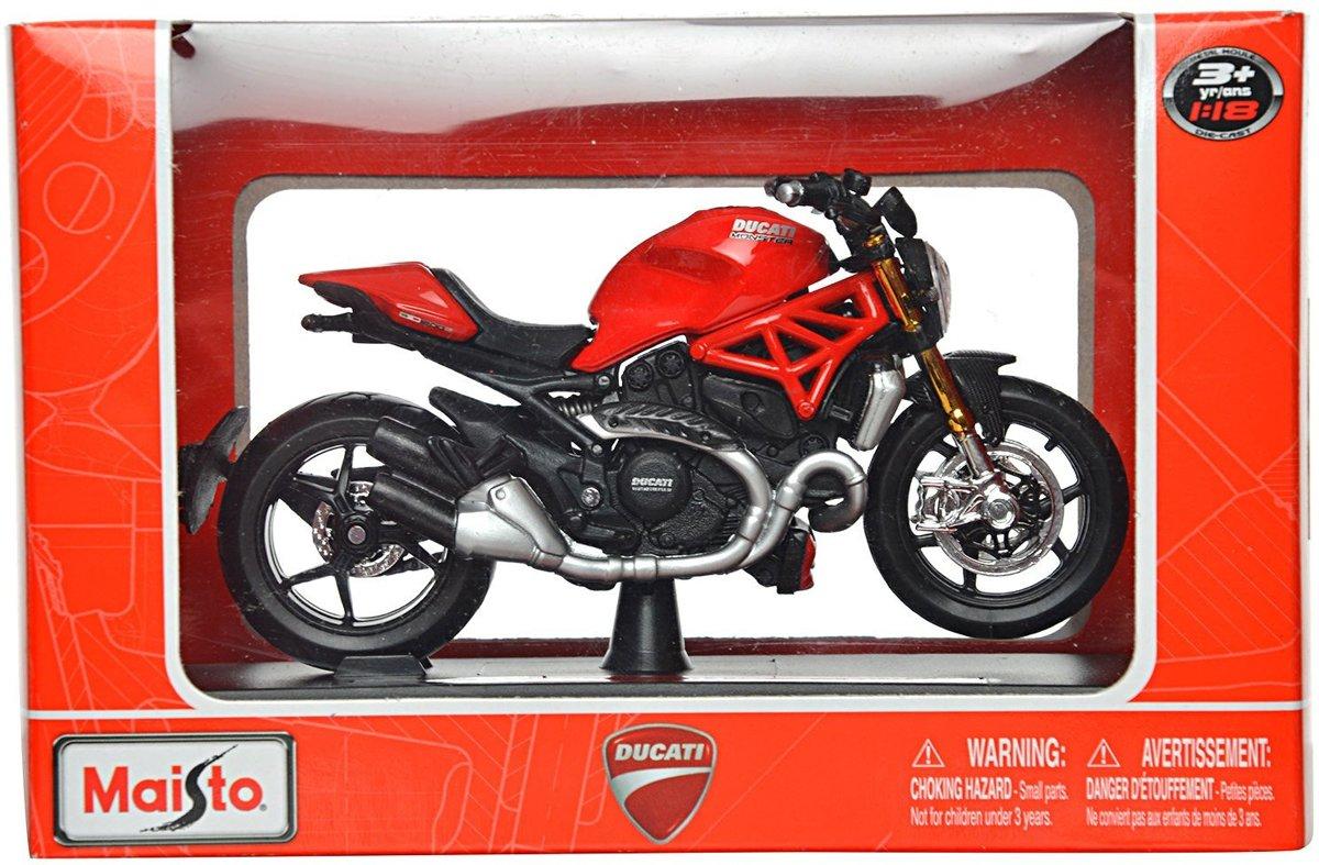 Ducati Bike Model Monster 1:18