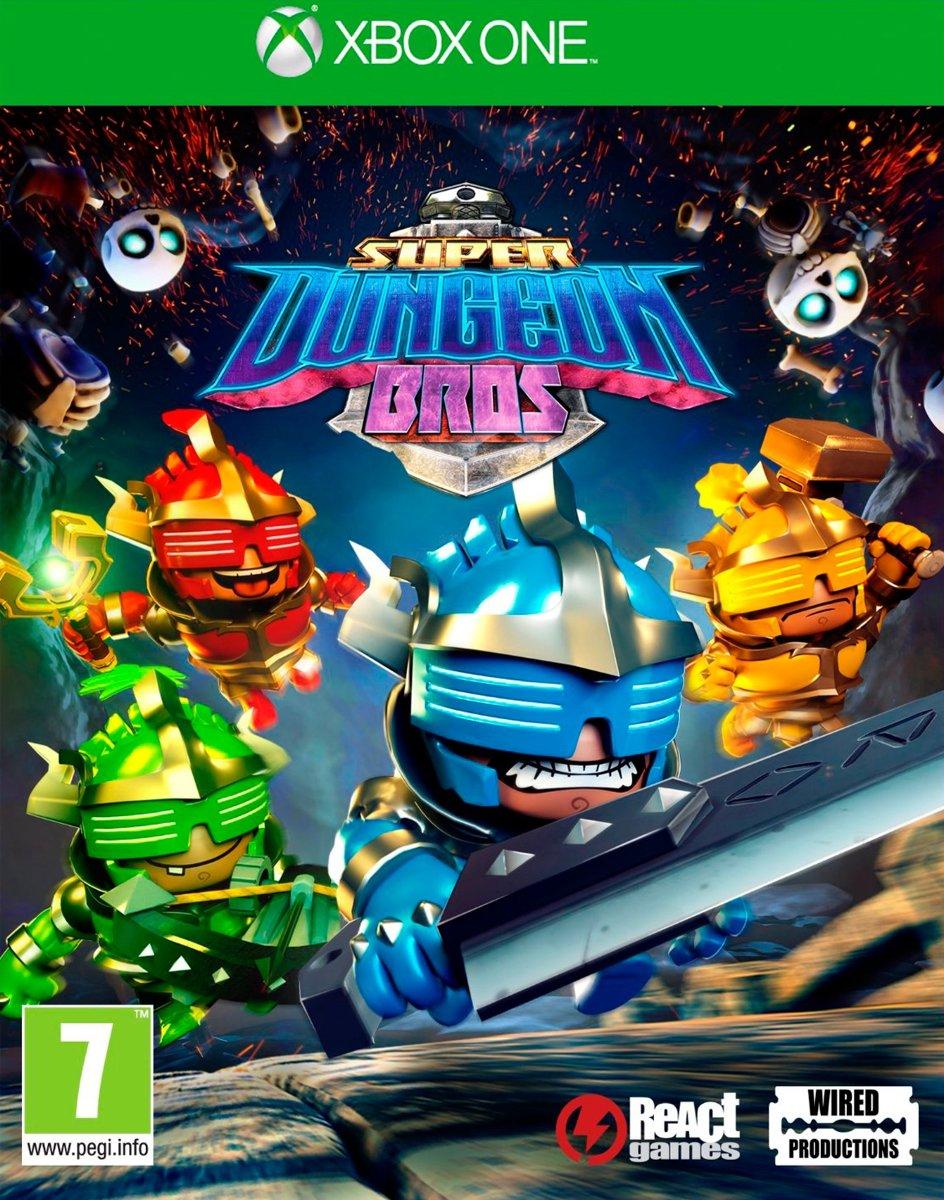Super Dungeon Bros Xbox One