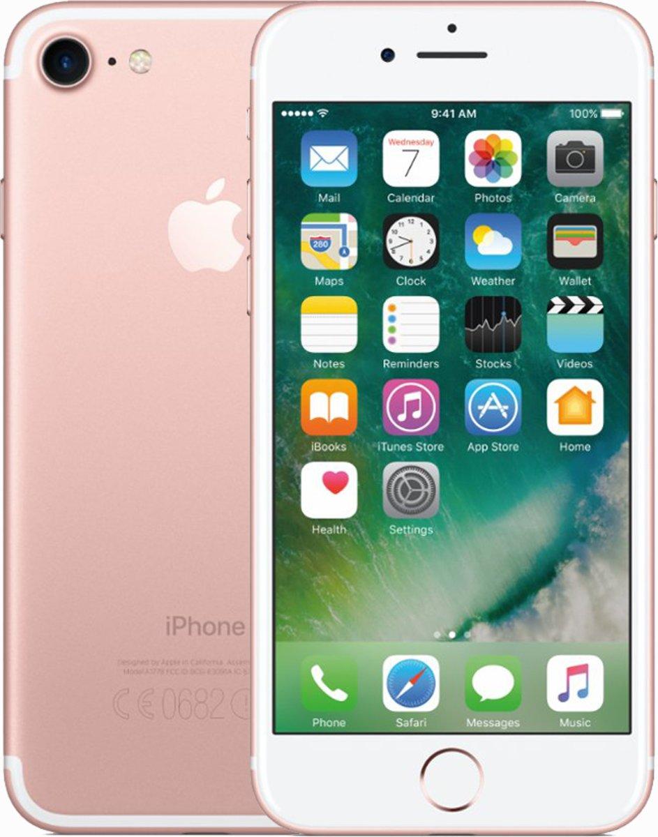 Apple iPhone 7 - 128GB - Roségoud kopen