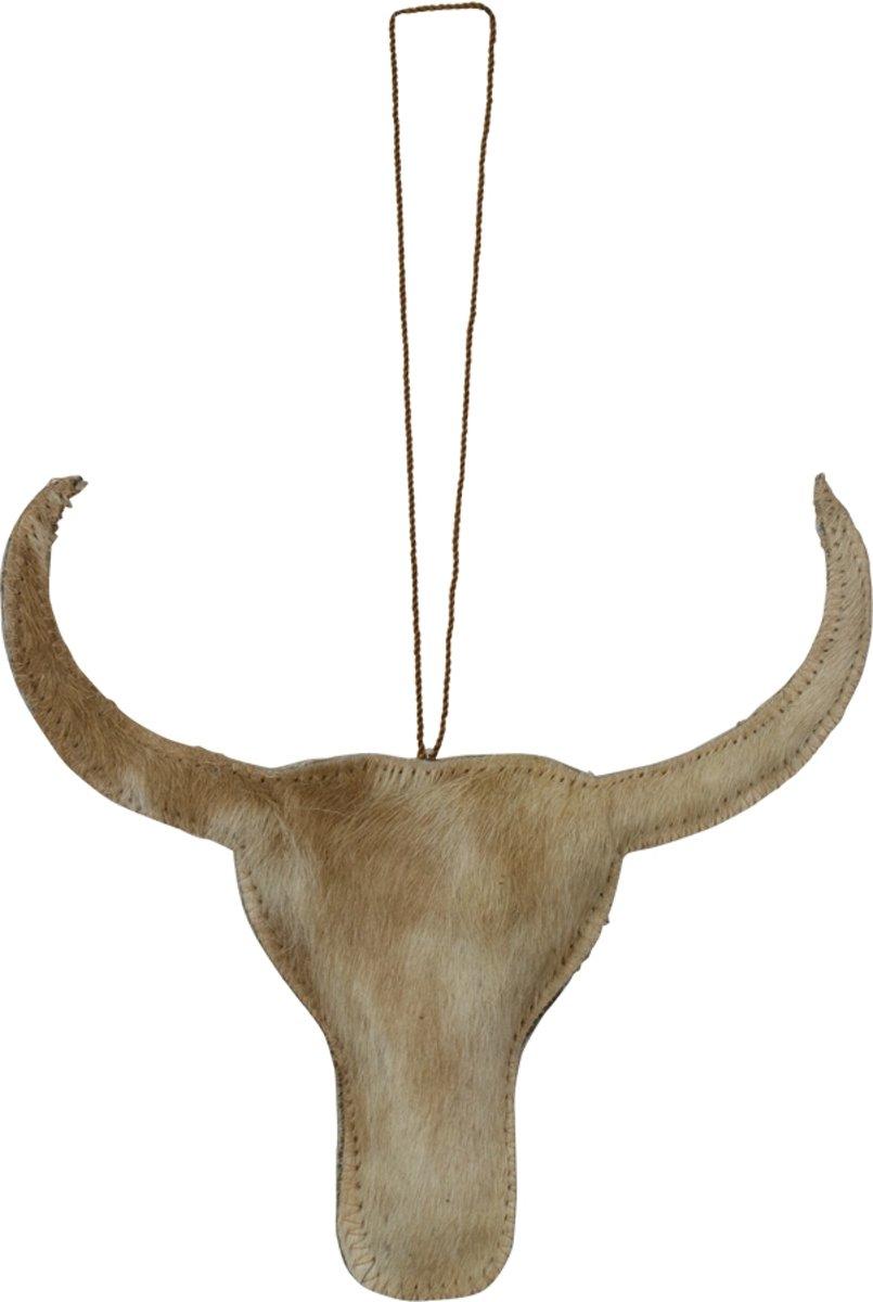 Hangdecoratie Stier Groot 20cm kopen