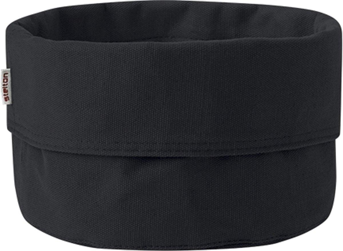 Stelton Broodmandje Large - Zwart kopen