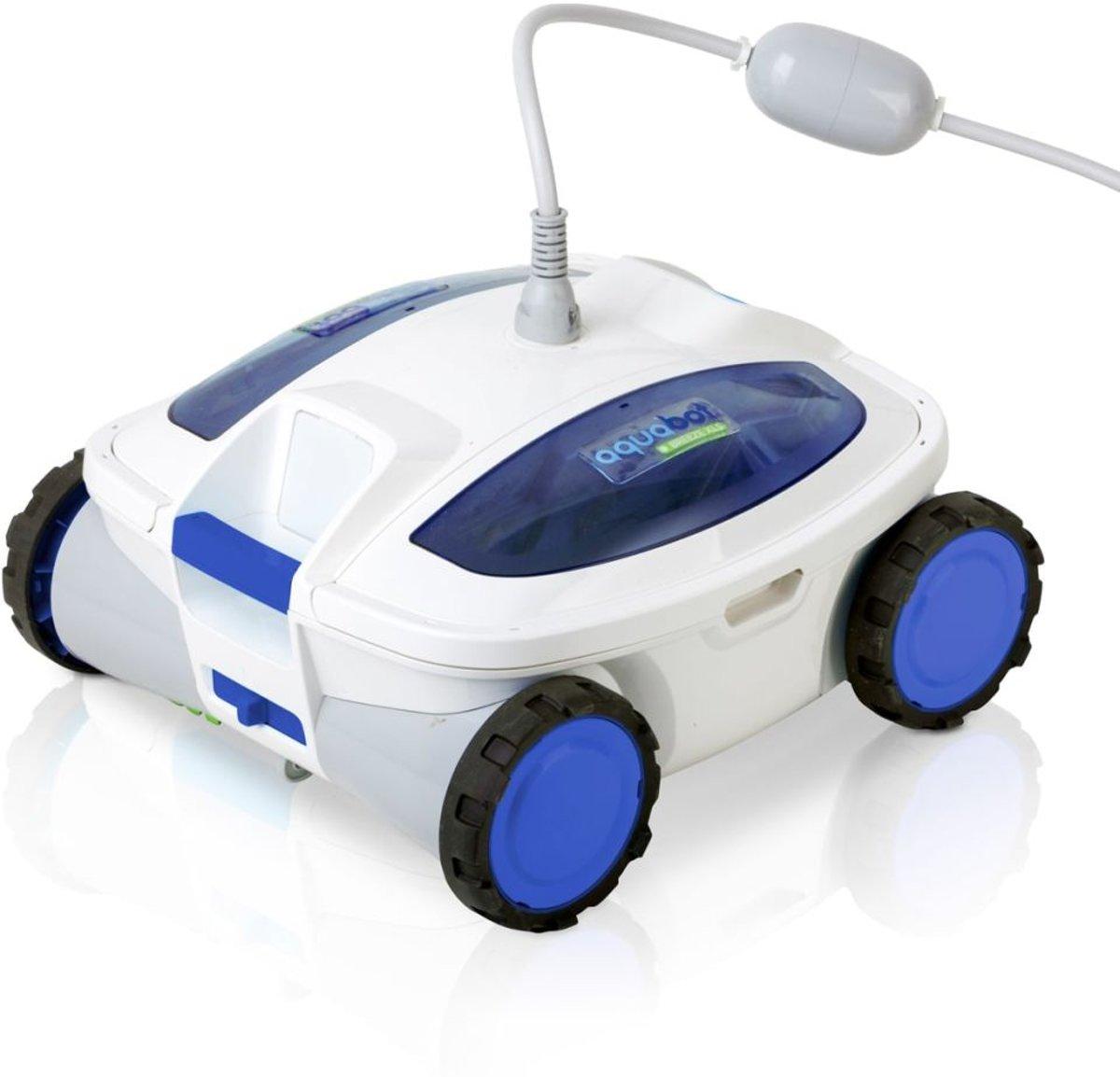 Gre Robotstofzuiger Track Wit