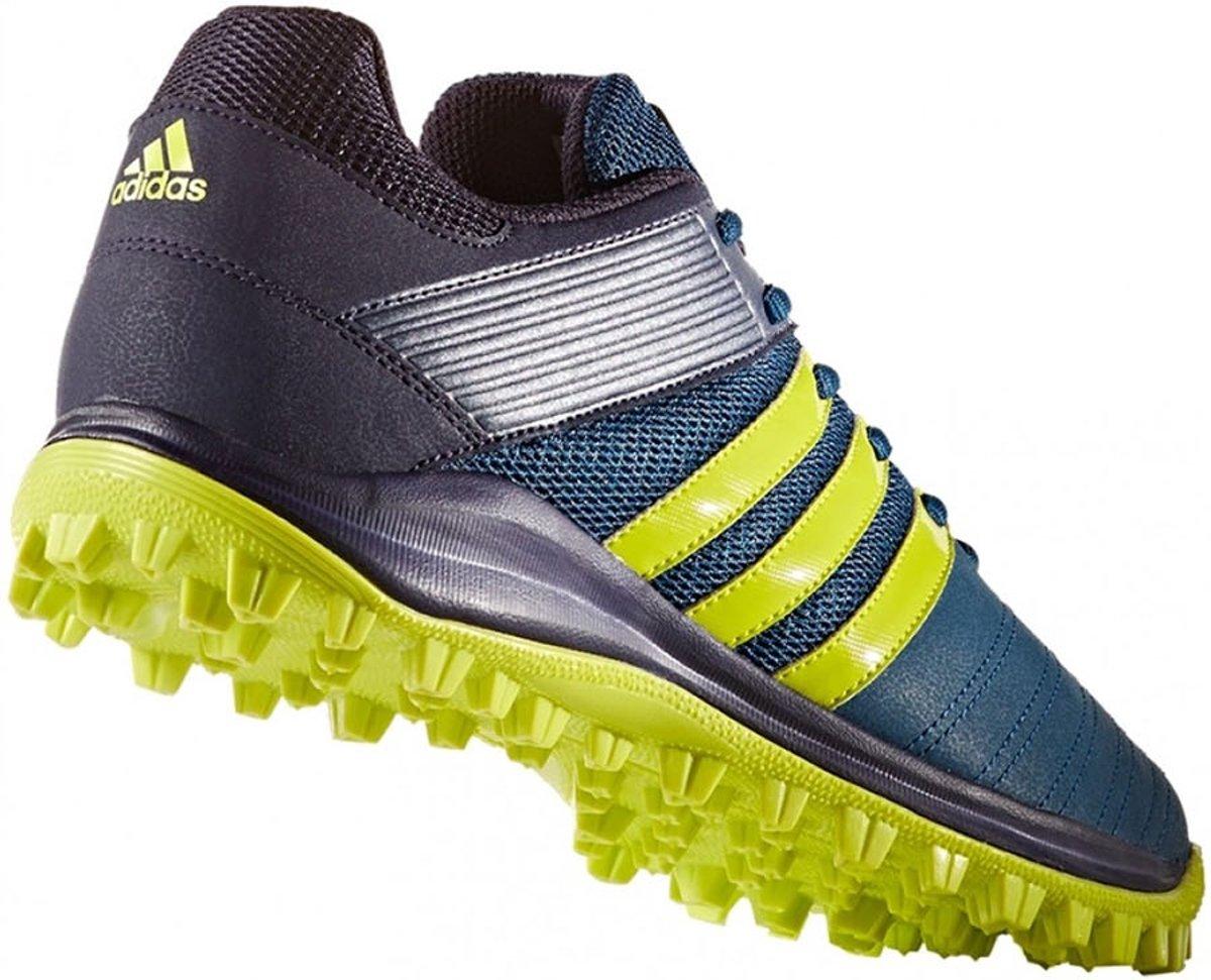 brand new f3fec 374dd bol.com  adidas SRS 4 - Hockeyschoenen - 46 23 - blauw combi
