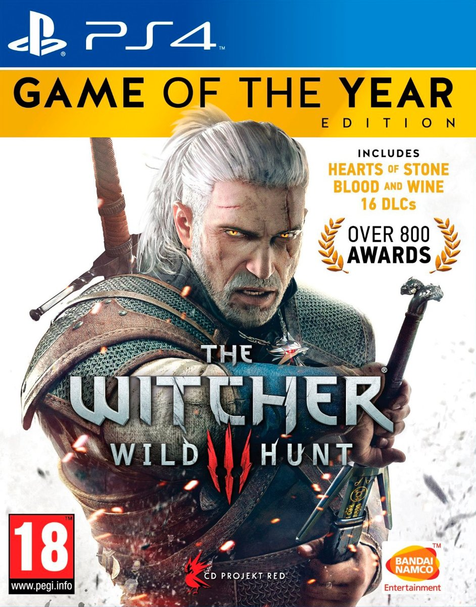 The Witcher 3 Wild Hunt Game of the Year Edition voor €15,61
