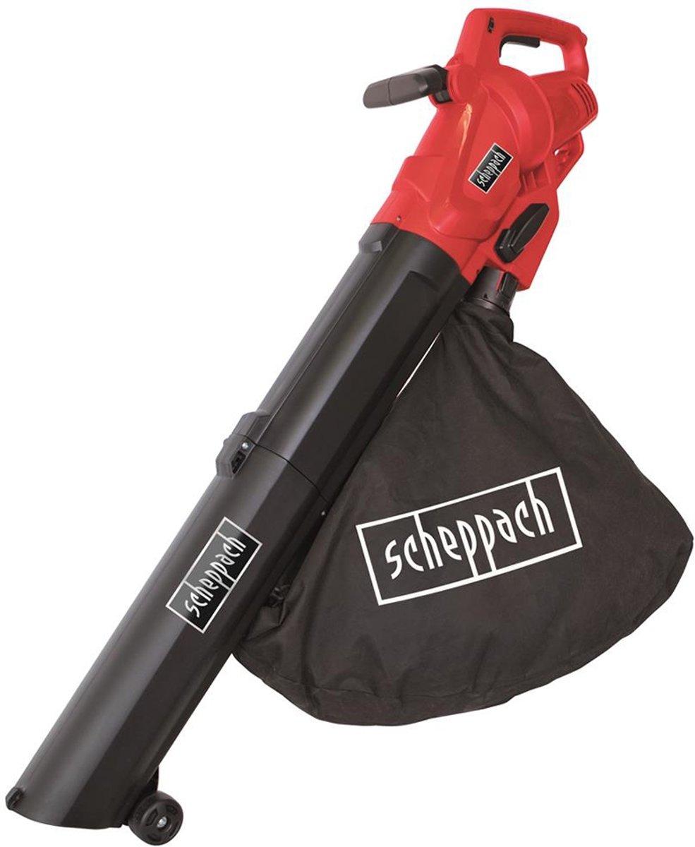 Scheppach elektrische bladblazer 2600 watt