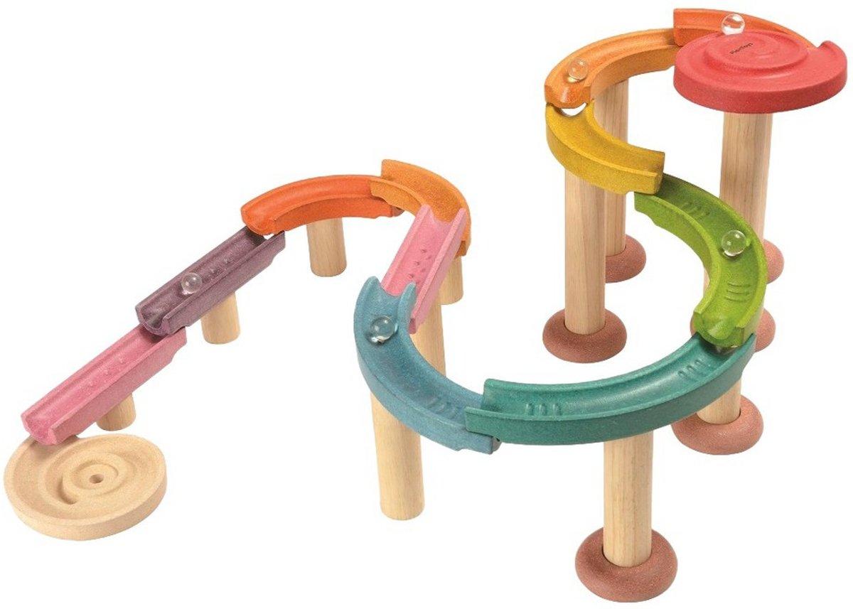 Plan Toys - Marble Run-deluxe