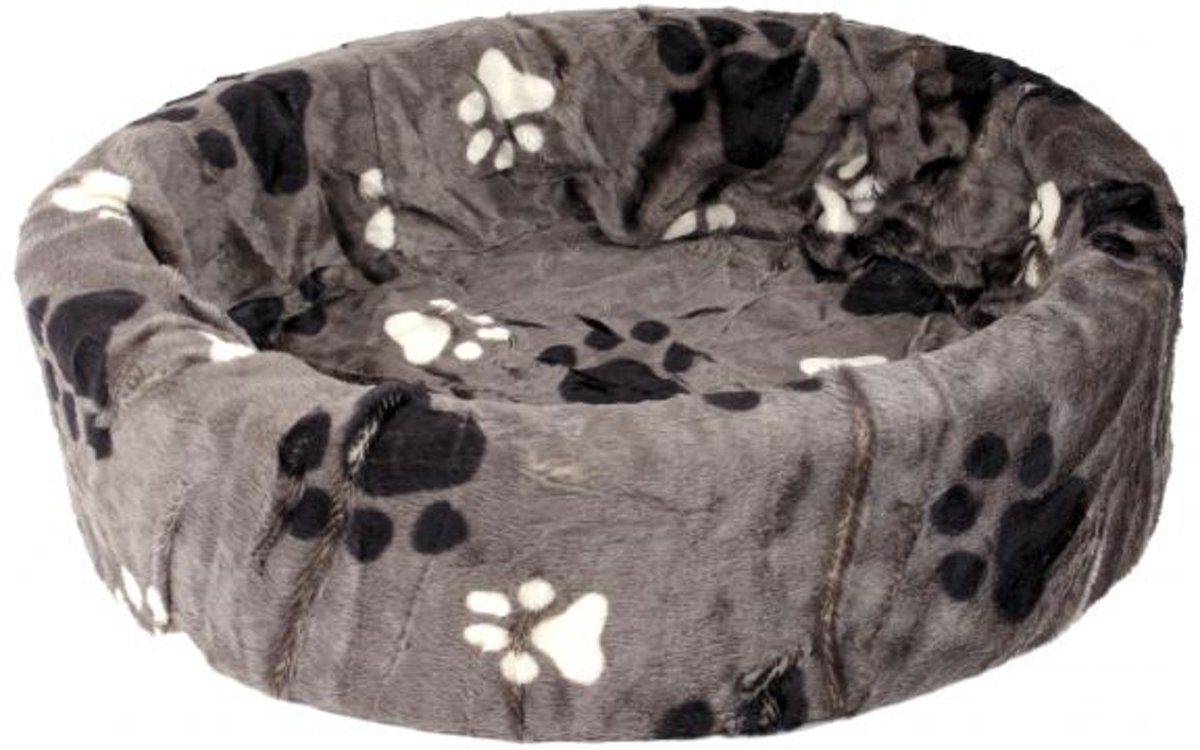 Petcomfort Hondenmand/Kattenmand Grote Poot - 46x40x13 cm - Grijs