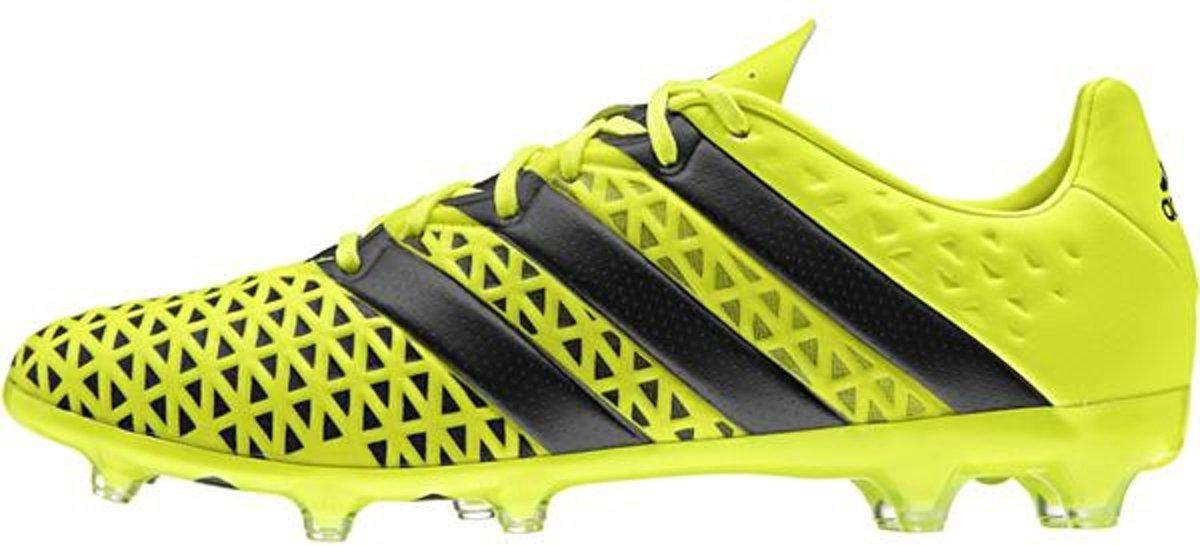 Adidas ACE 16.2 FG Voetbalschoen Geel maat 46