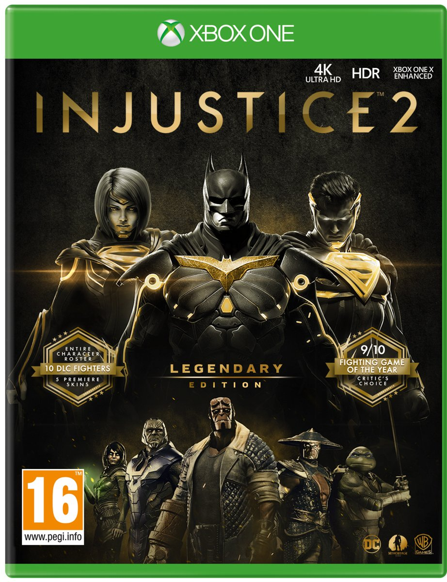 Injustice 2 - Legendary Edition Xbox One