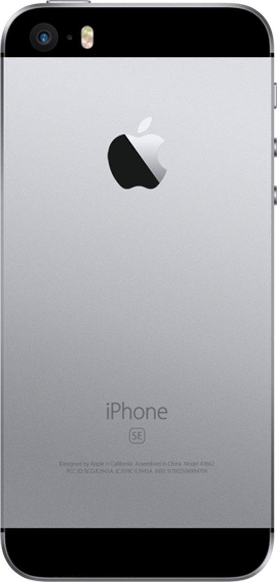 bol.com | Forza Refurbished Apple iPhone SE 32GB Zwart | Zo goed als nieuw | A grade | 2 Jaar.