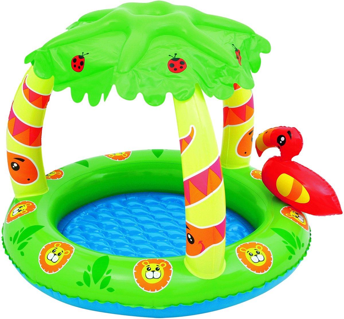 Bestway Baby-peuter zwembad Jungle