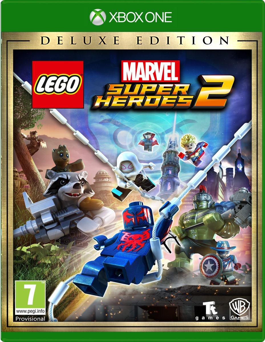 LEGO Marvel Super Heroes 2 - Deluxe Edition Xbox One