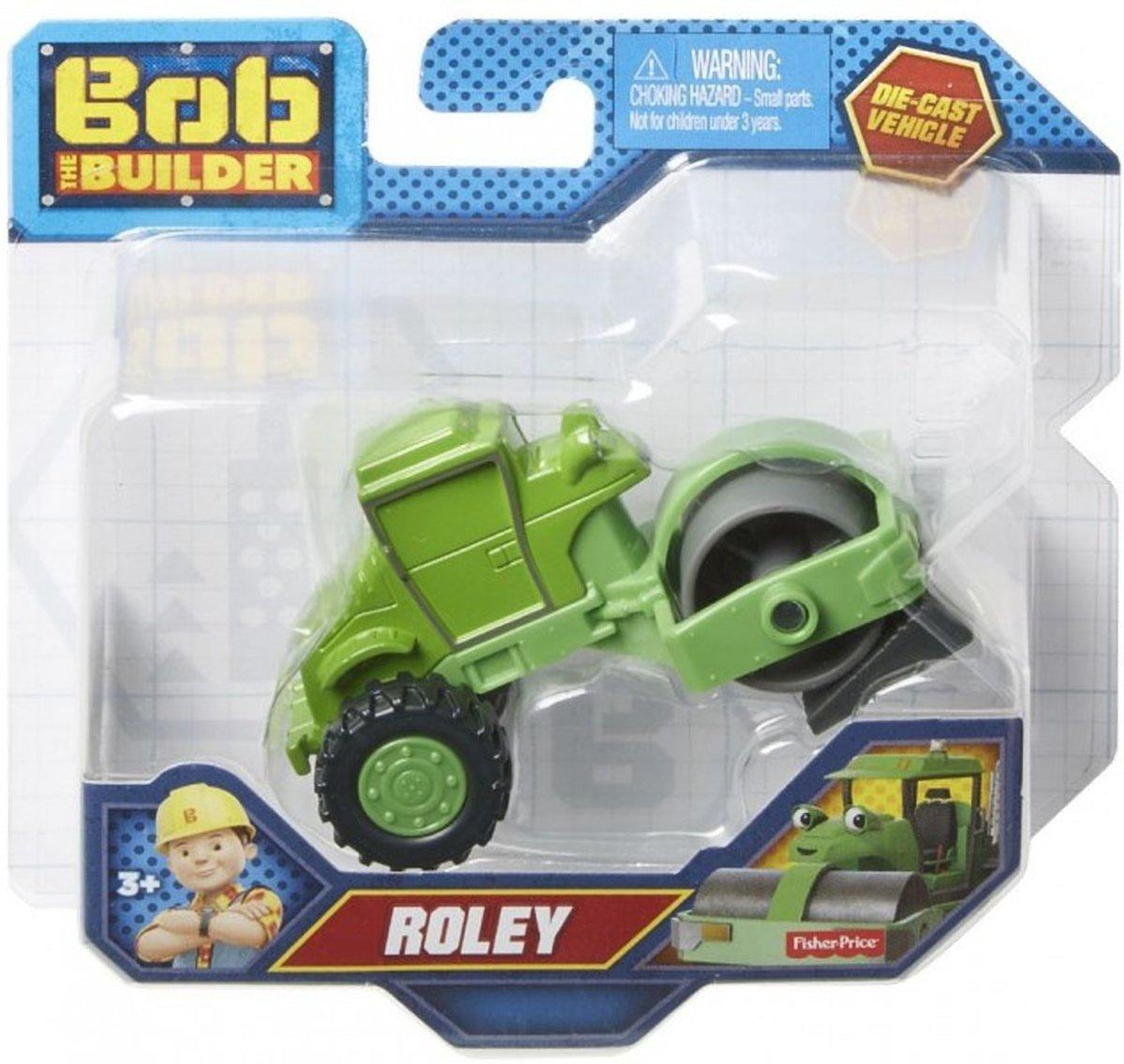 Bob De Bouwer Die-Cast Vehicle Roley