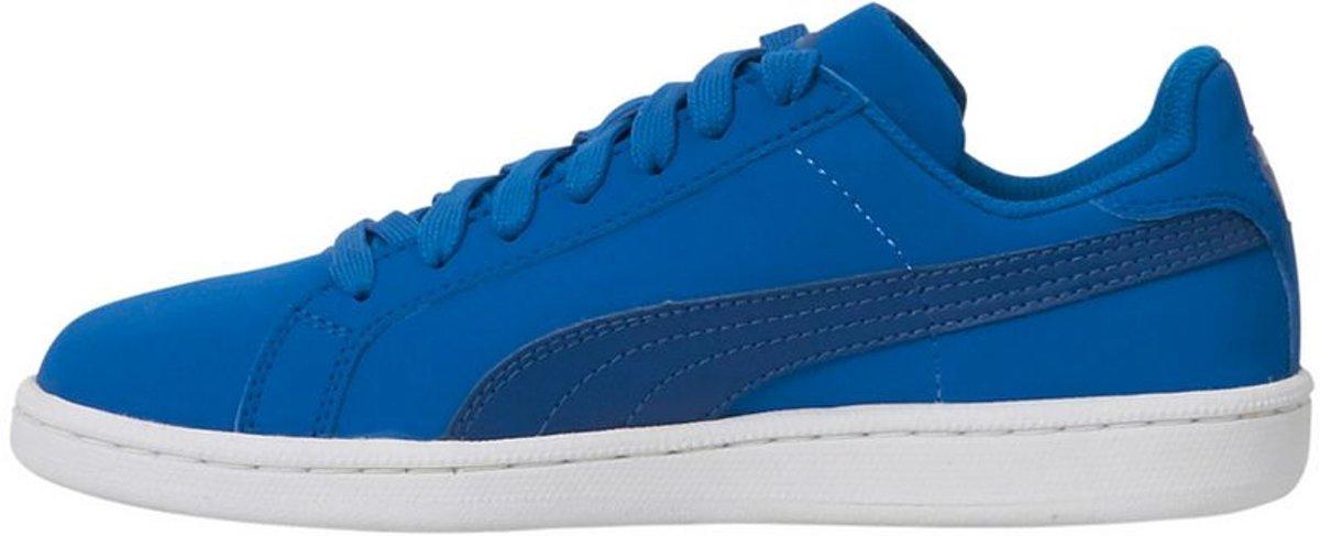 20b7eca0dd5 bol.com | Puma Smash FUN Buck Jr blauw sneakers kids (360492-02)