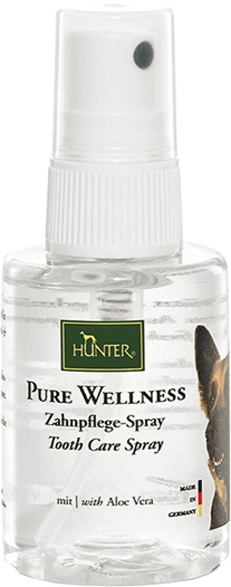 Hunter Pure Wellness Tooth Care Spray - Hond - Gebitsverzorging - 2 x 50 ml kopen