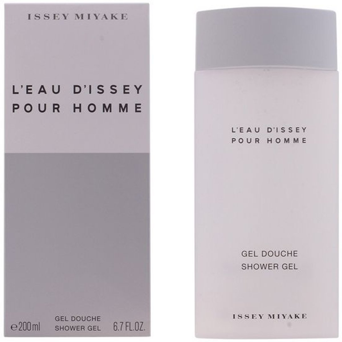 5948010391 bol.com | Issey Miyake L'Eau d'Issey pour Homme - 200 ml - Douchegel