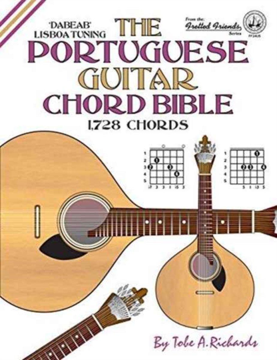Bol The Portuguese Guitar Chord Bible Lisboa Tuning 1728