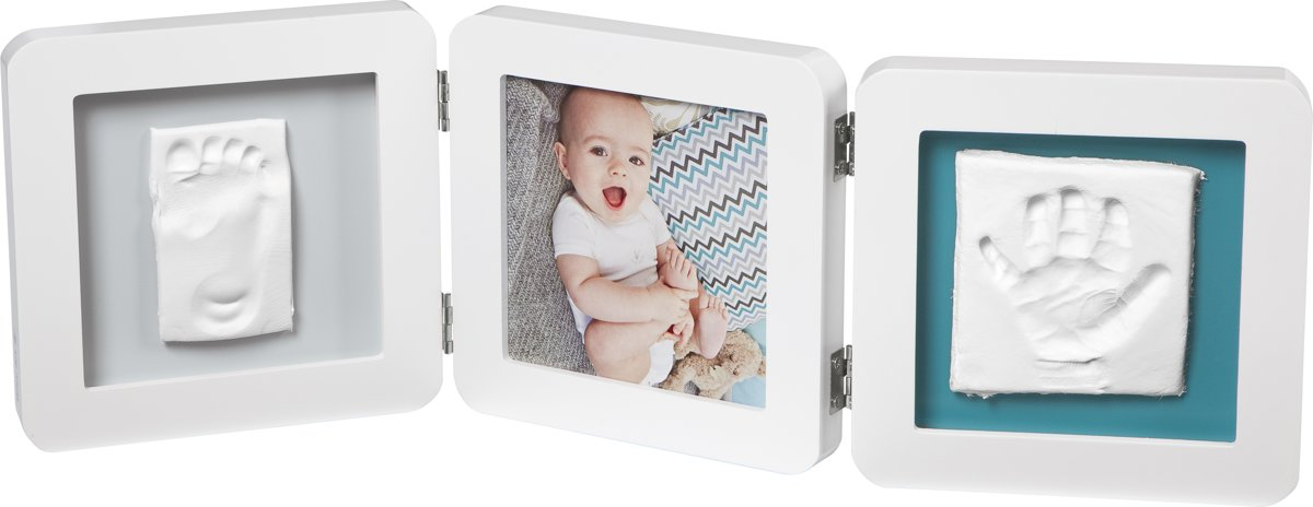 Baby Art My Baby Touch White double (essentials)