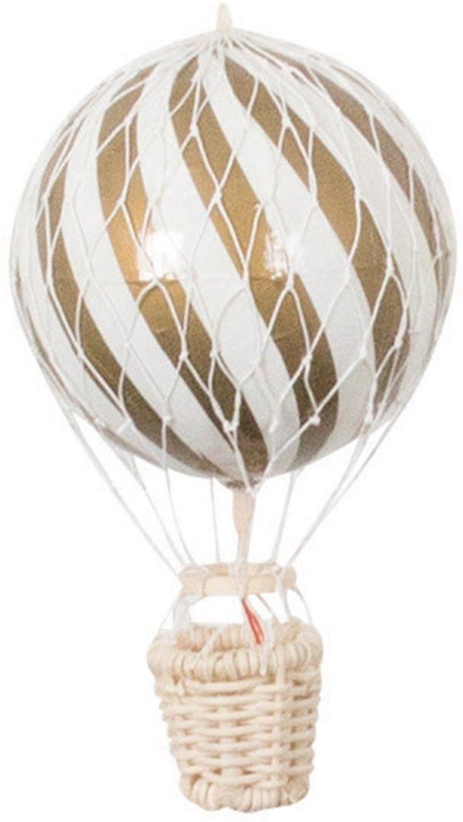 Filibabba - Luchtballon - Goud 10cm - One size