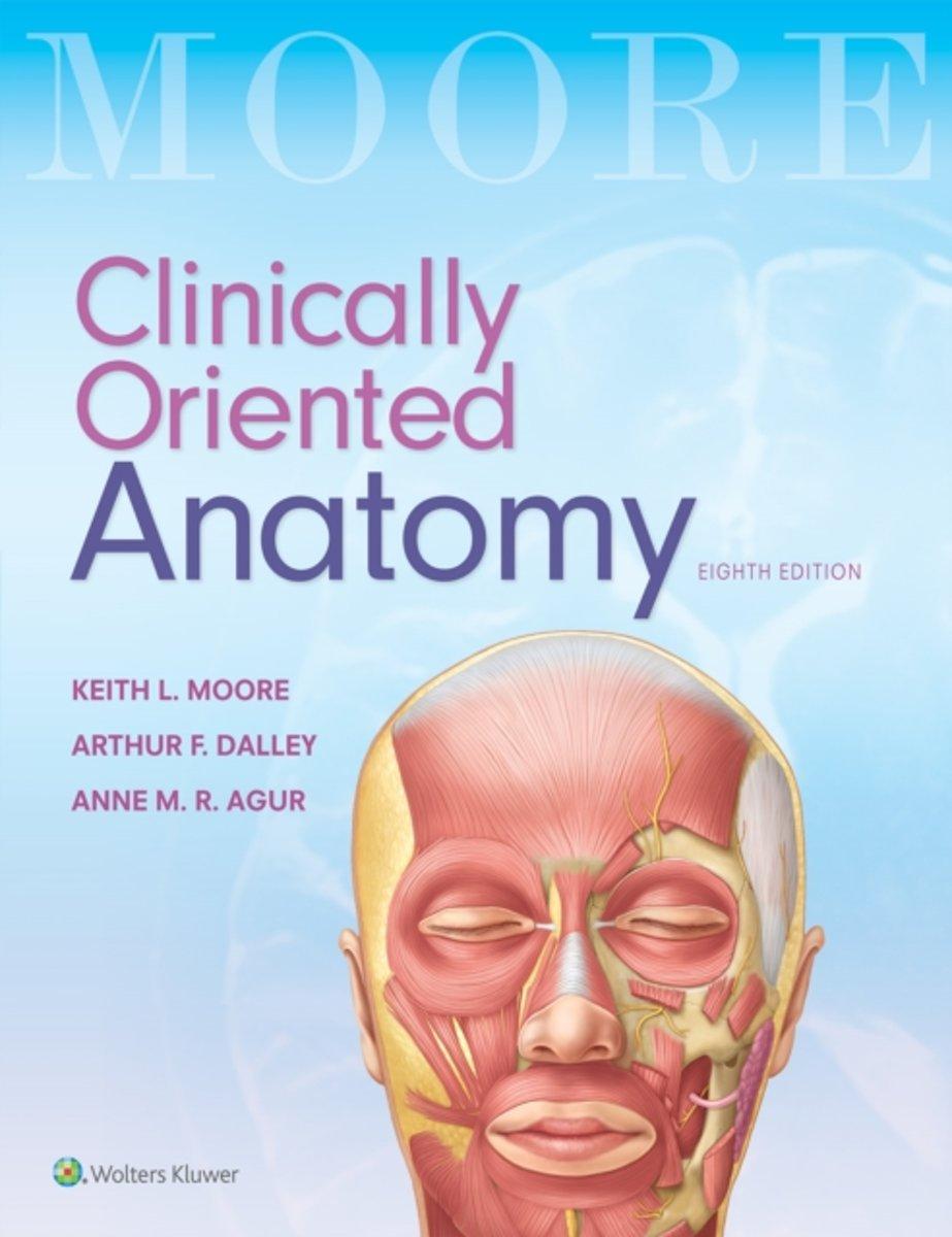 bol.com | Clinically Oriented Anatomy | 9781496354044 | Keith L ...